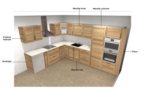 cuisine ikea 3d plan de cuisine ikea castorama plan de travail u2013