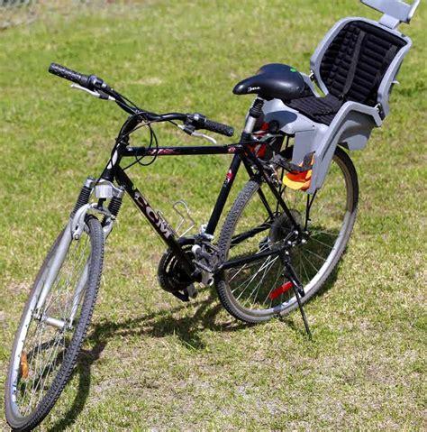 siege pour vtt photos vivastreet siège vélo enfant hamax pictures to