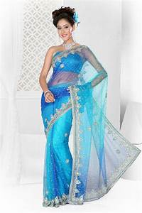 Wedding Sari Blue | www.pixshark.com - Images Galleries ...