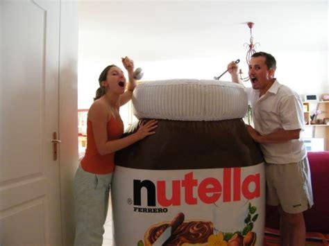 le plus gros pot de nutella du monde we it