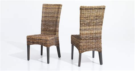 white rattan floor l dining room rattan indoor dining chair with rattan dining