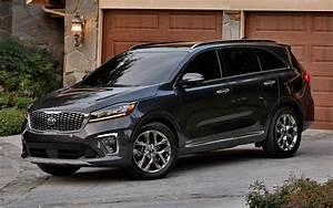 2018 Kia Sorento (US) - Wallpapers and HD Images Car Pixel