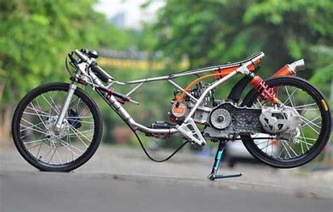 Foto Gambar Drag by 1000 Modifikasi Motor Drag 2019 Paling Keren Otomotifo