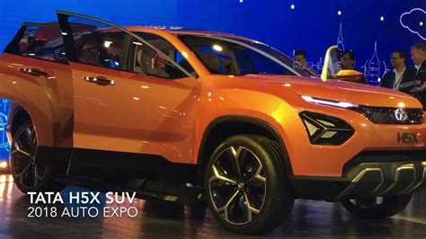 Tata Harrier 4x4 Suv (h5x) For India  Walkaround Youtube
