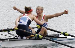 Kat Copeland and Sophie Hosking: Great Britain win gold in ...