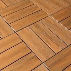 Kontiki Interlocking Deck Tiles Engineered Polymer Series by 1000 Ideas About Wood Deck Tiles On Wpc