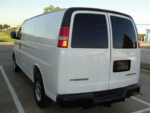 Find Used 2003 Chevy Express Cargo Van 2500 In Garland