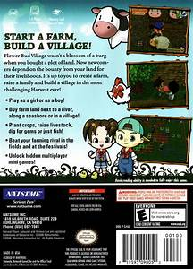 Harvest Moon Magical Melody Box Shot For Gamecube Gamefaqs