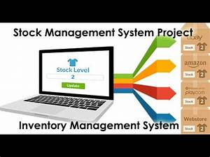 stock management system project in java inventory With inventory management system project documentation