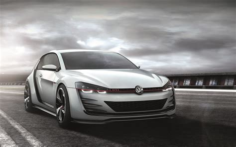2013 Volkswagen Design Vision GTI Concept Wallpaper | HD ...