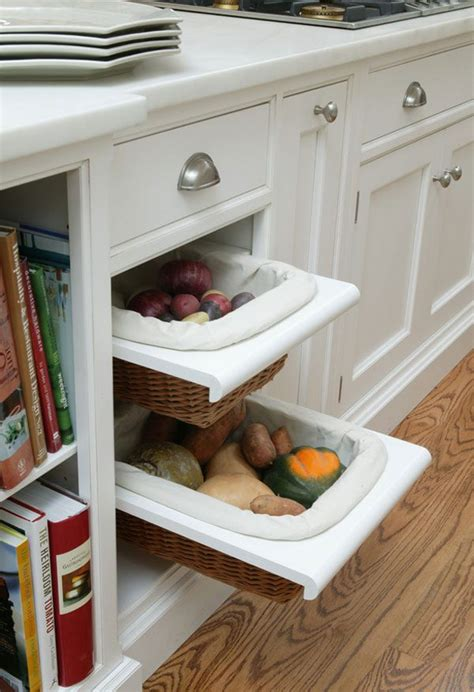 kitchen worktop storage solutions 10 clever kitchen storage ideas you t thought of 6577
