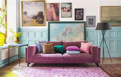 housse de canapé trois places bemz et designers guild remixent ikea