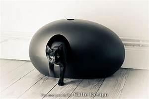 Litiere Chat Fermée : caisse de chat khenghua ~ Melissatoandfro.com Idées de Décoration