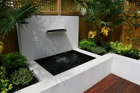 waterfall design ideas decorating ideas modern style garden koi fish pond with