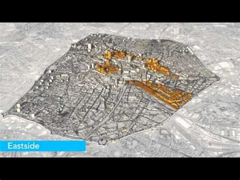 birmingham big city plan city centre masterplan youtube