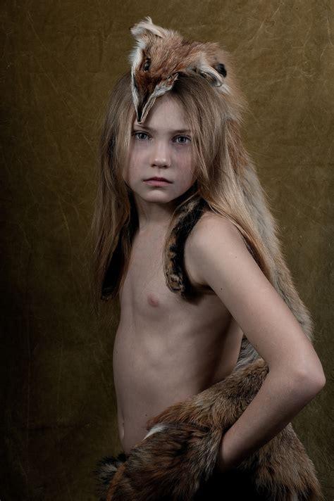 Graham Ovenden Models