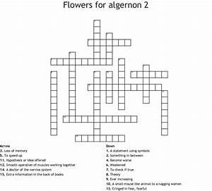 Flowers For Algernon Plot Diagram