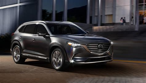 Wardsauto Awards 10 Best Interiors To 2017 Mazda Cx 9