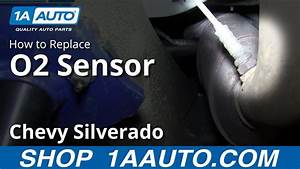 How To Replace O2 Sensor 07