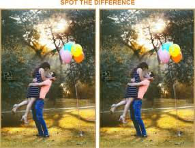 people  spot  difference
