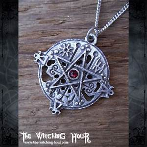 Sigil of Astaroth pendant - seal of Astaroth