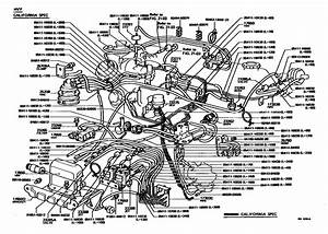 1988 Toyota Pickup Engine Diagram
