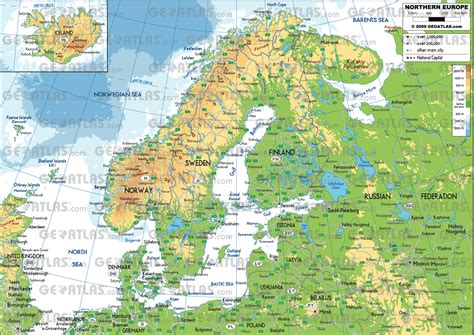 maps  scandinavian countries  europe  travel