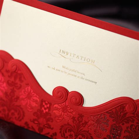 popular traditional wedding invitations buy cheap