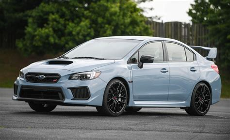 subaru wrx  wrx sti priced news car  driver