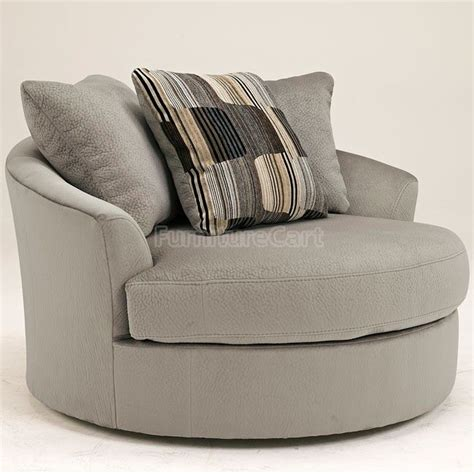 western granite oversized swivel chair for the home