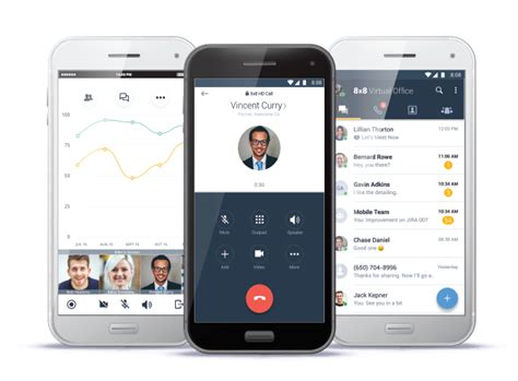 Mobile Voip by Voip Mobile App For Android Smartphones And Tablets 8x8
