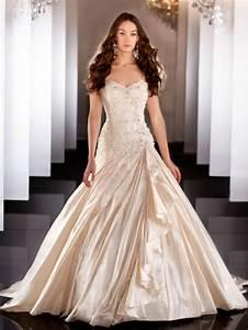 sweetheart beaded bodice ball gown wedding dress with With wedding dress with beaded bodice