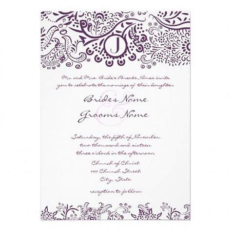 Formal Wedding Invitations Template  Resume Builder