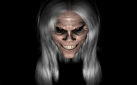 Images Of Faces Scary Faces Wallpapers Wallpaper Cave