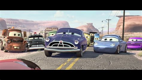 Cars (2006) Latino Full Hd 1080p