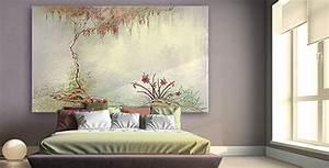 Deco Mural Salon : decoration murale xxl ~ Teatrodelosmanantiales.com Idées de Décoration