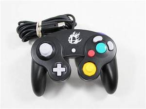 Wii U Super Smash Brothers Edition Gamecube Controller