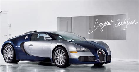 Can't Afford A Brand-new Veyron? Now You Can Get One