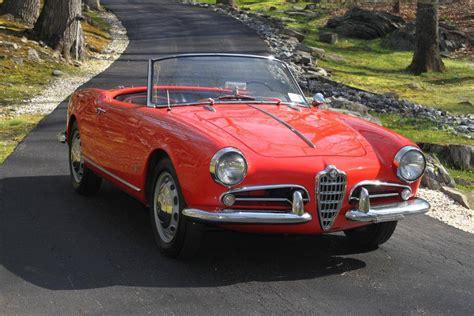 1959 Alfa Romeo by 1959 Alfa Romeo Giulietta For Sale 2107515 Hemmings