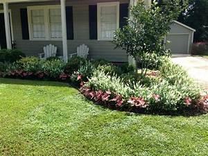 Free Garden Ideas Maintenance Free Front Garden Ideas