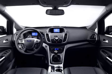 interieur ford grand c max photo