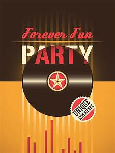 Design Template Free Download Free 20 Party Poster Designs In Psd Vector Eps