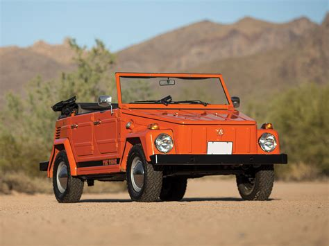 The Volkswagen Thing by Volkswagen Thing Revivaler