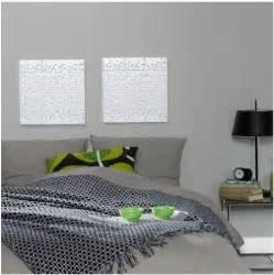 tendance deco chambre grise blanche et vert With ordinary couleur de maison tendance exterieur 12 chambre blanche une couleur deco zen pour chambre adulte