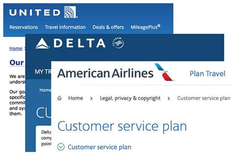 united airlines customer service phone airline customer service commitments are they worthless