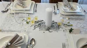 Tischdekoration Silberhochzeit Ideen : silberhochzeit tischdeko ideen decoraiton ~ Frokenaadalensverden.com Haus und Dekorationen