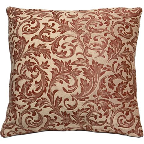 better homes and gardens embossed scroll pillow walmart