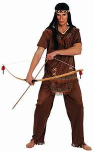 Costume D Indien : d guisement indien homme grande taille id e costume indien carnaval pour homme ~ Dode.kayakingforconservation.com Idées de Décoration