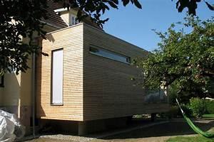 Apothekerauszug Selber Bauen : wohnraumerweiterung durch zubau vom steirischen holzbau ~ Markanthonyermac.com Haus und Dekorationen