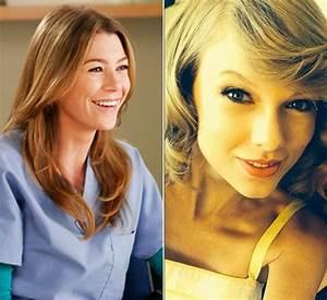Taylor Swift: Ellen Pompeo As Meredith Grey — Responds To ...